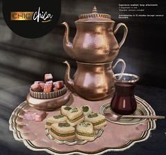 Turkish Tea dispenser by ChicChica @ Equal10