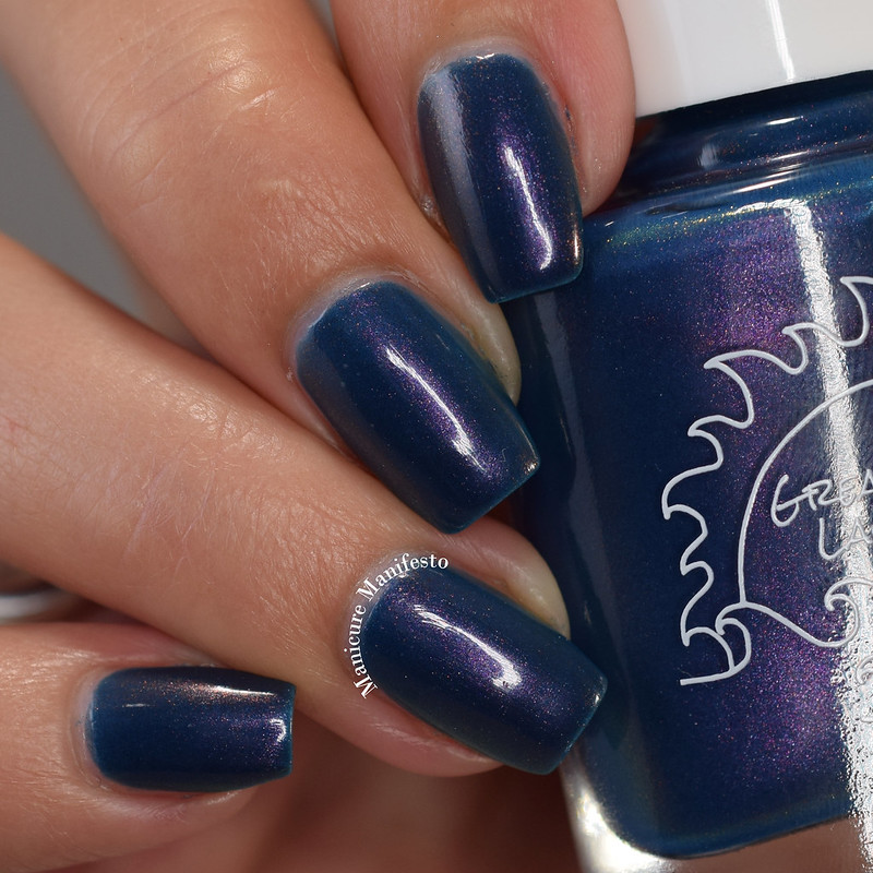 Great Lakes Lacquer Mystery #6