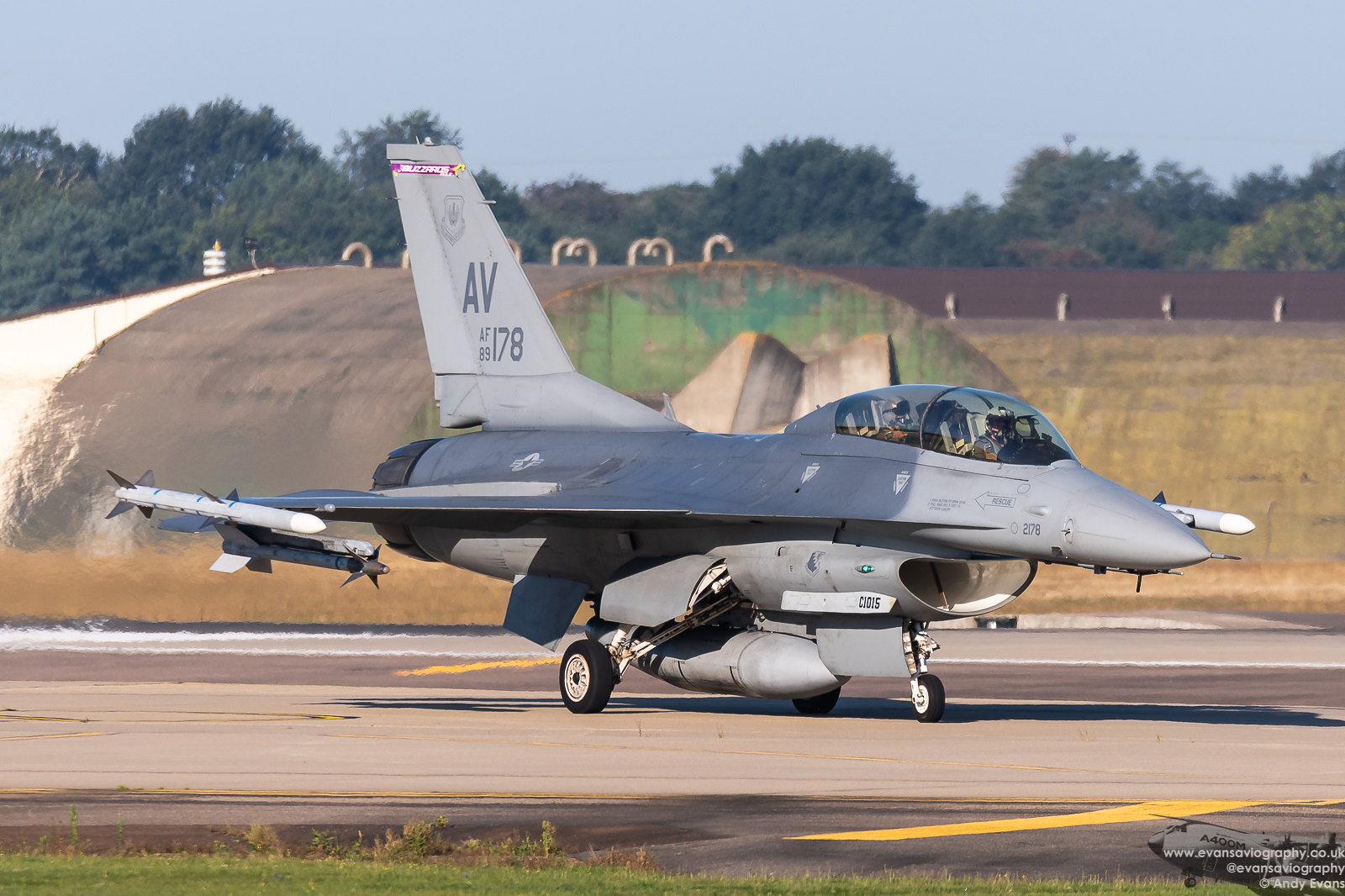 RAF Lakenheath 1st September 2020