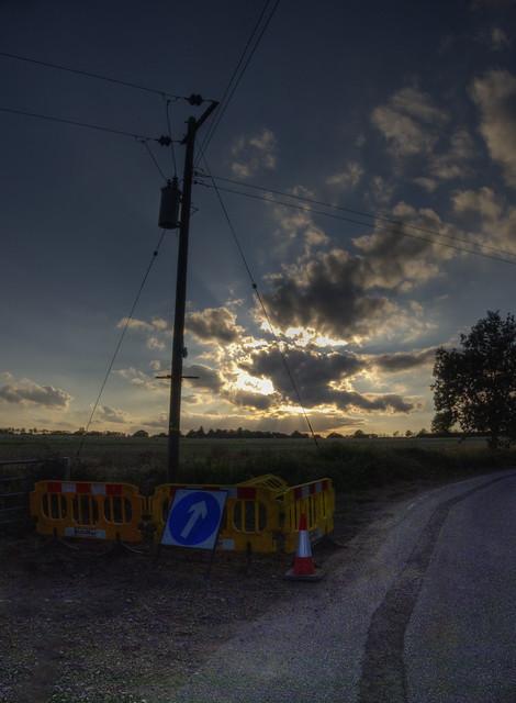 Telegraph Sun Rays