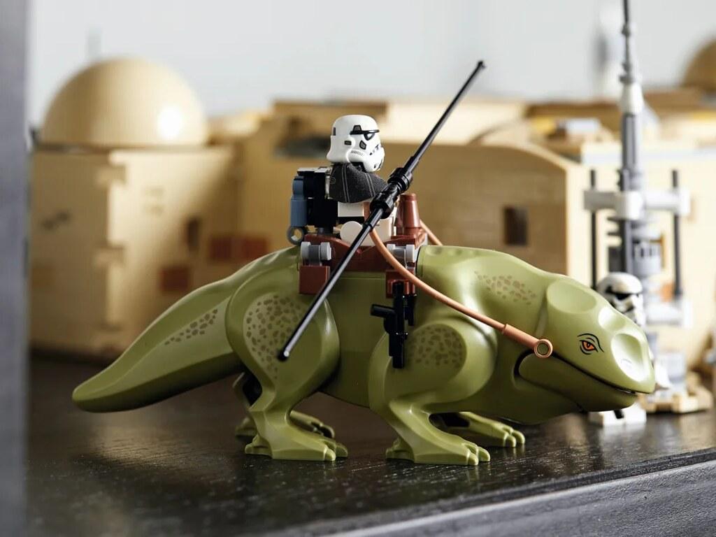 LEGO 75290《星際大戰》摩斯艾斯利酒吧!以多達三千片的豪華規格再來