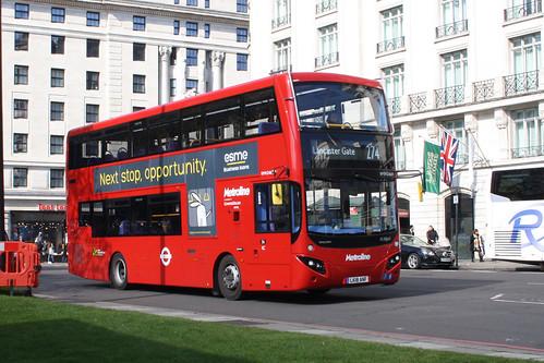 Metroline VMH2469 LK18ANF