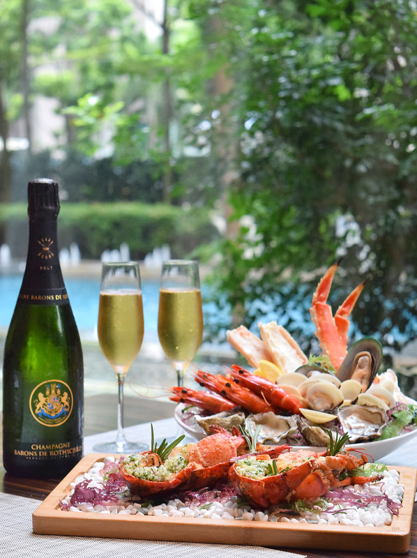 Refreshed Sunday Champagne Brunch at Brasserie Les Saveurs, The St. Regis Singapore 2