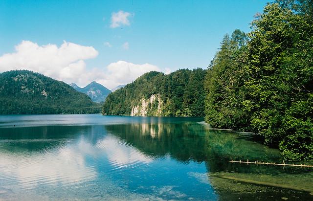 Alpsee, Germany