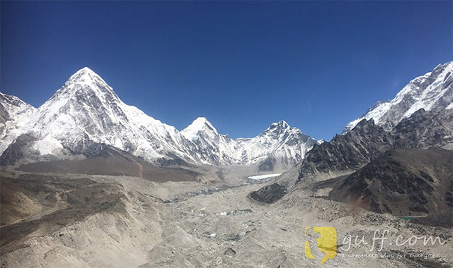Around Mount Everest Base Camp