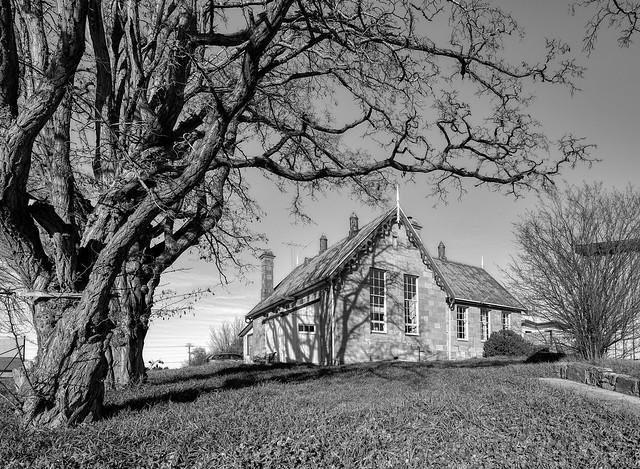 Gothic Schoolhouse