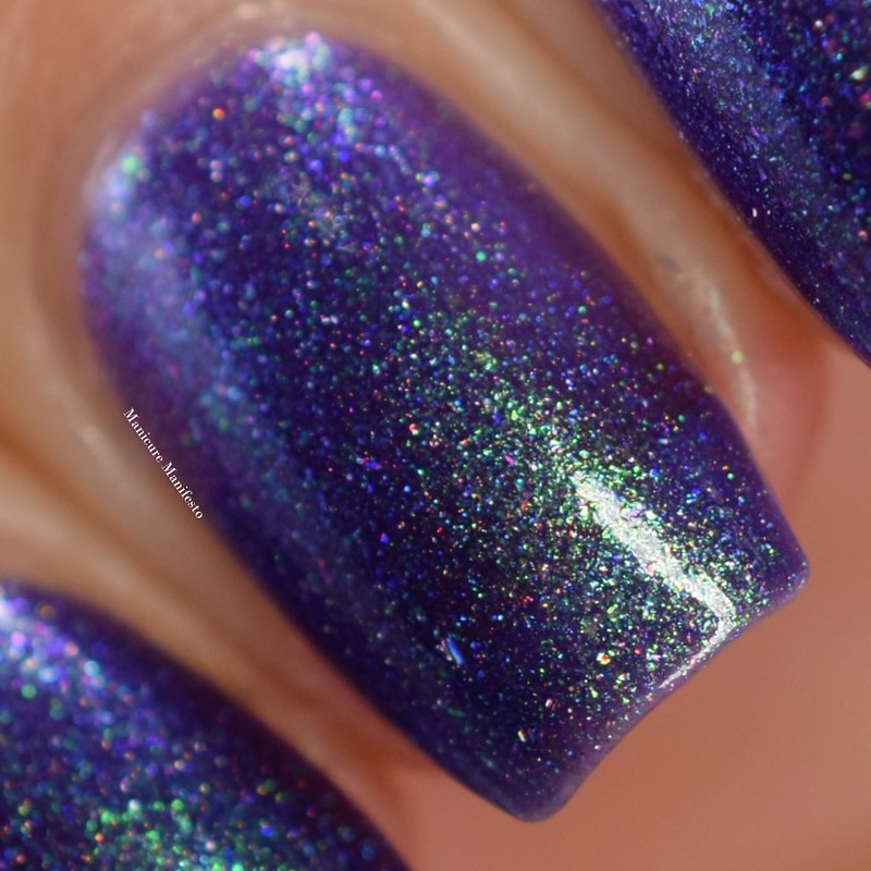 Great Lakes Lacquer Pam Told Me To swatch