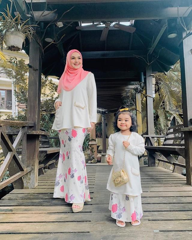 Aafiyah Tertinggi Suara Masa Teruja Main, Terus Pujuk Tokti