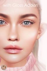 NEW @ DeeTaleZ - LeLutka Evolution Skin Addison*