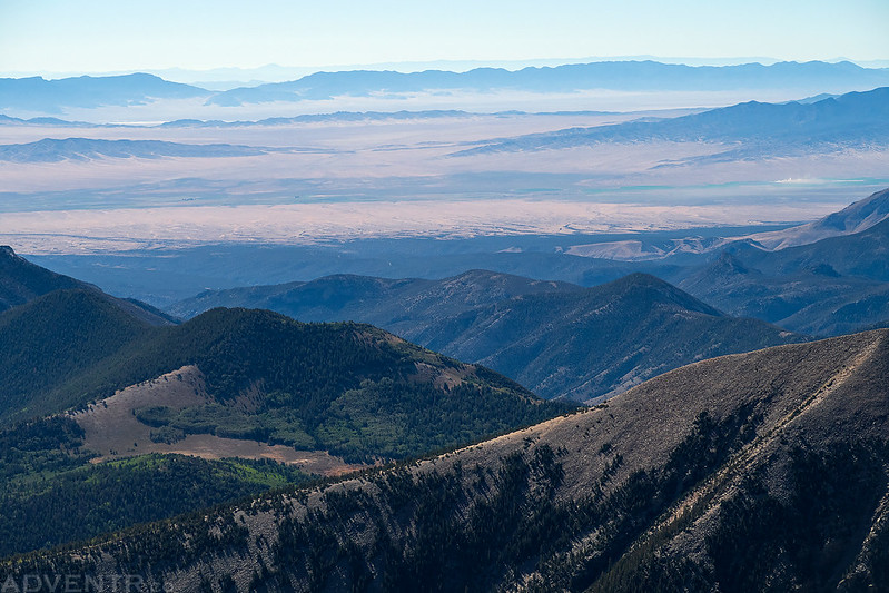Smoky Great Basin View