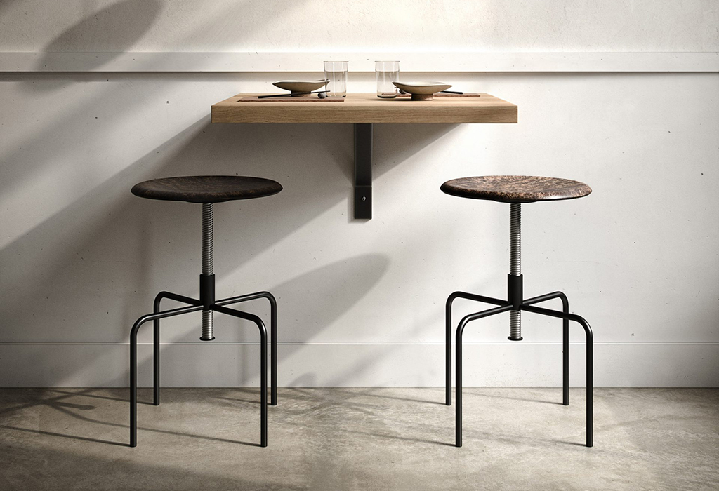 В Дании сделали стулья из пивной дробины