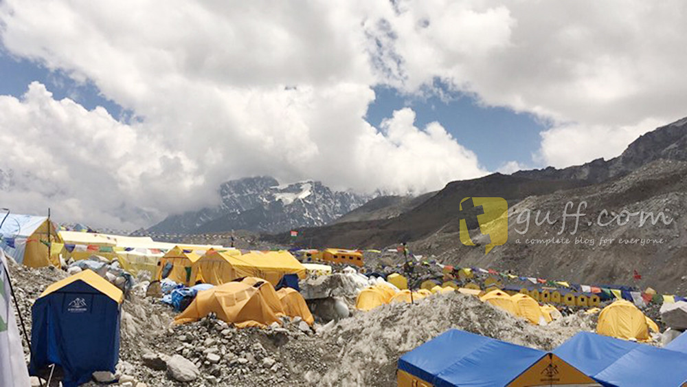 Mount EverestTent