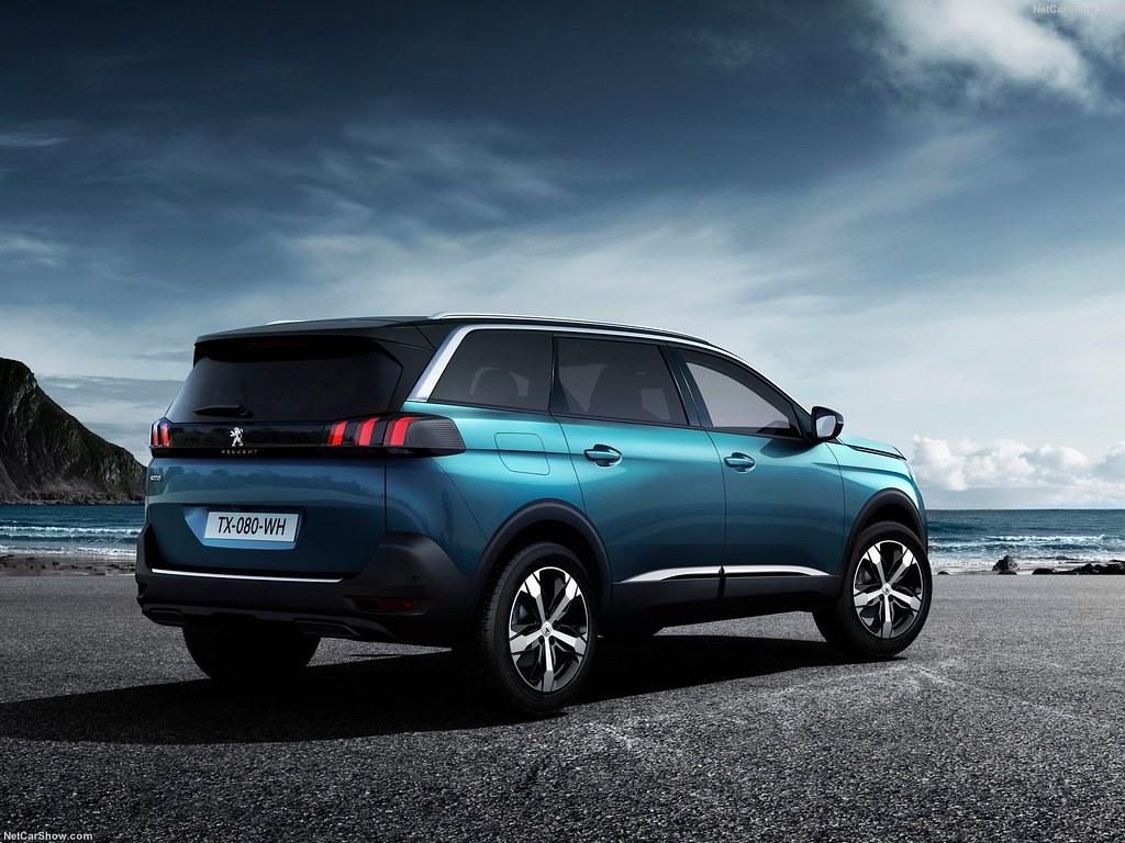 Peugeot Unveils Value Priced 2020 5008 Allure 7 Seat SUV