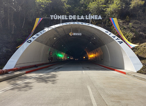 COMSA Industrial completes the electromechanical and ITS works on the Túnel de la Línea, the longest in Latin America