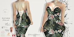 Autumn-Floral-Gown-Poster