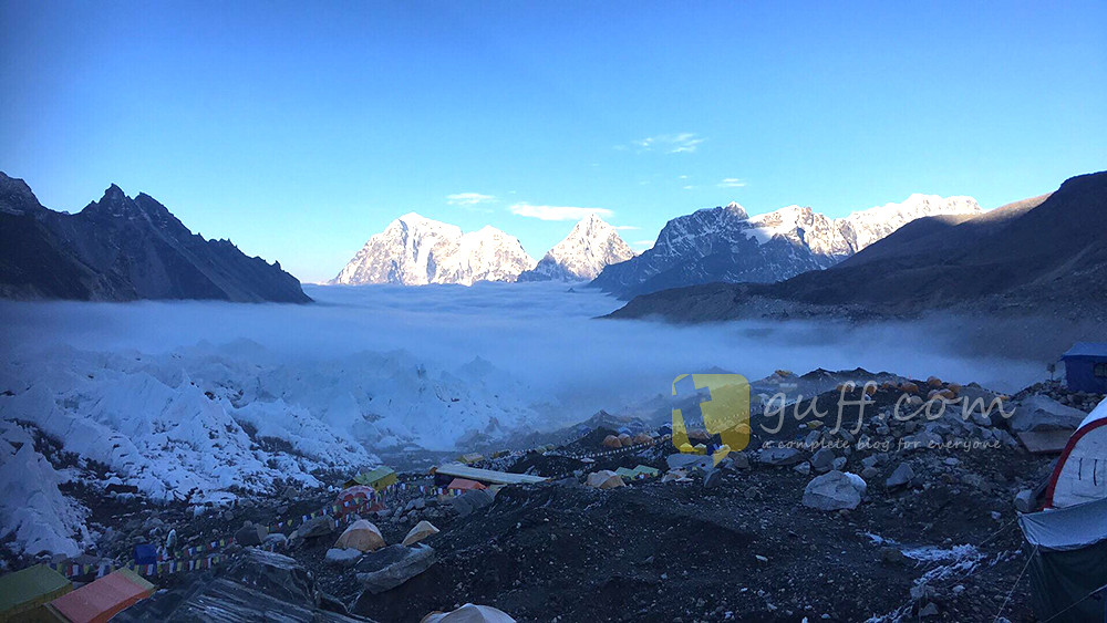 Around Everest Base Camp