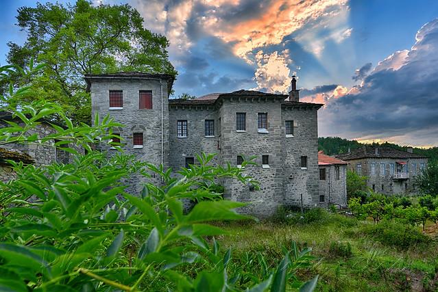 Αρχοντικό Βαγγέλη Ξυνού Με όνομα βαρύ σαν ιστορία Xynos Vangelis Mansion with a name heavy like  history