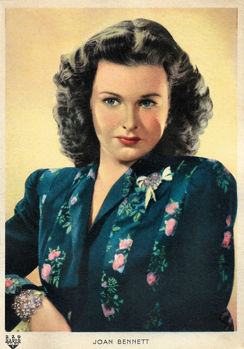 Joan Bennett in The Woman in the Window (1944)