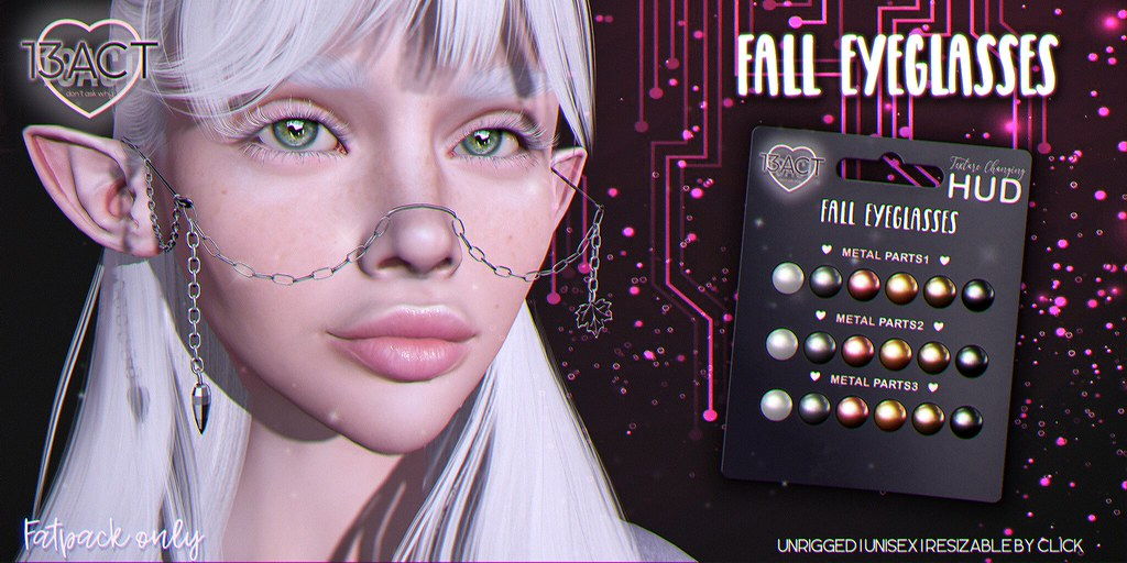 !13ACT - Fall eyeglasses