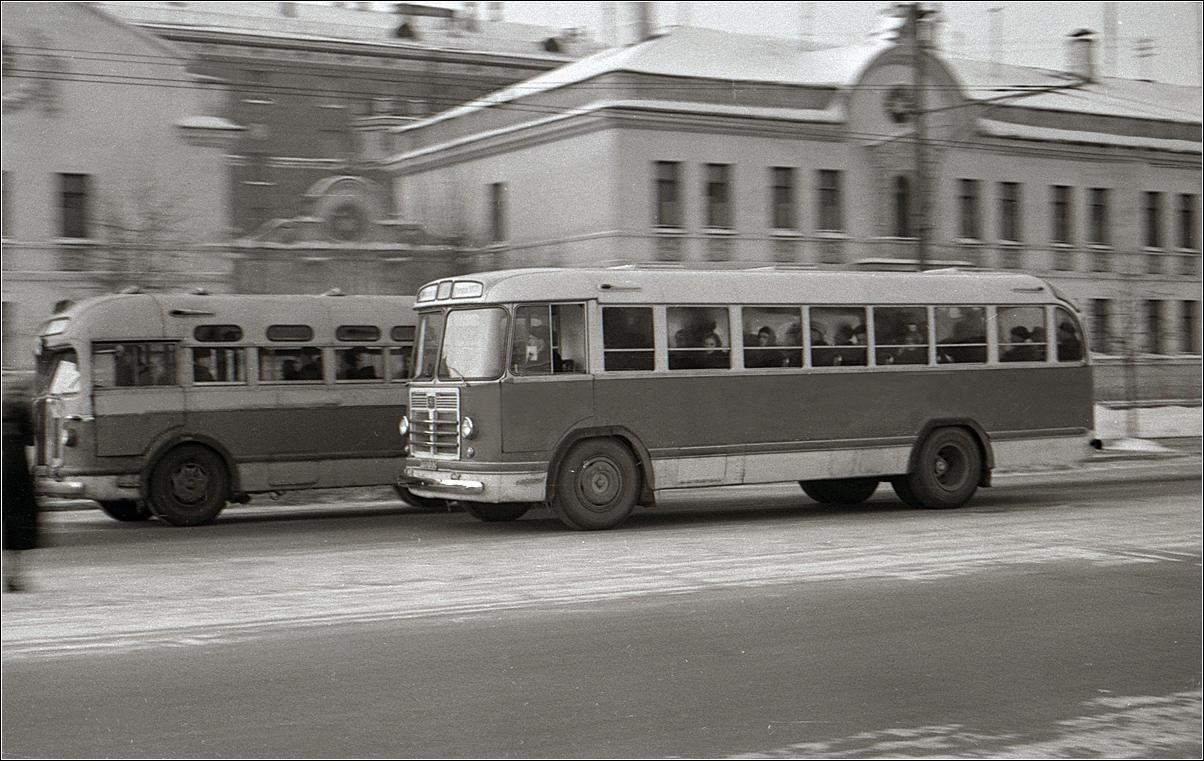 131. 1960. Хорошевское шоссе