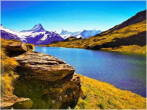 Bachalp-See, Grindelwald | by remosworld