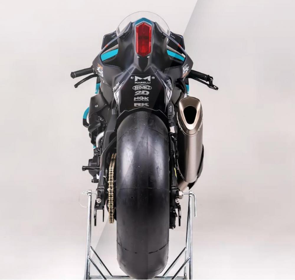 Yamaha YZF-R1 Petronas MotoGP Replica BV