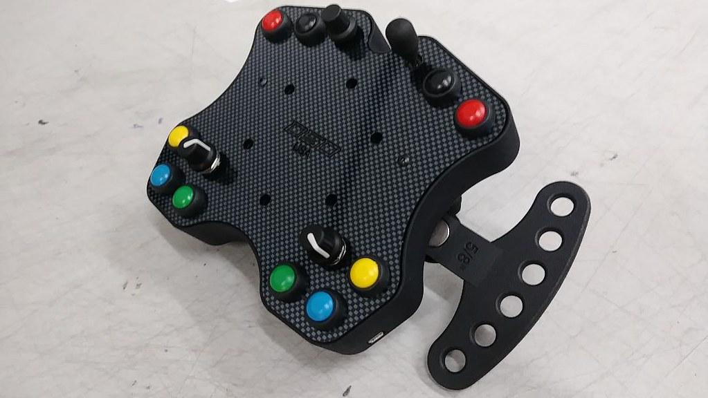 DSD P310 Bluetooth Wheel Module 3