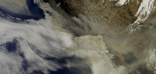 California wildfires 09.09.2020