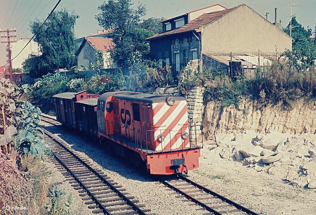 CP9000 Linha Póvoa