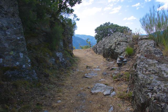 Canales Romanos en Llamas de Cabrera