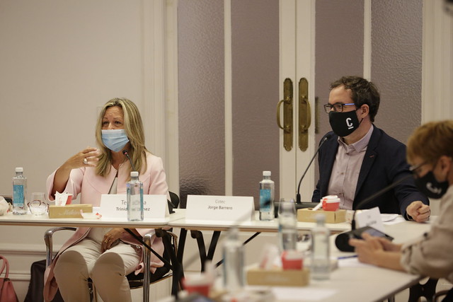 Comité de Talento y Conocimiento (septiembre 2020)