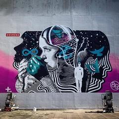 Modern Street Art Work
