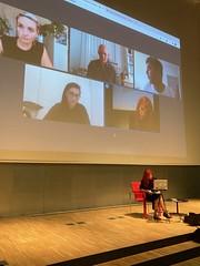 Laura Benítez Valero (ES) at the Roundtable On Bio_Sonic_Agencies