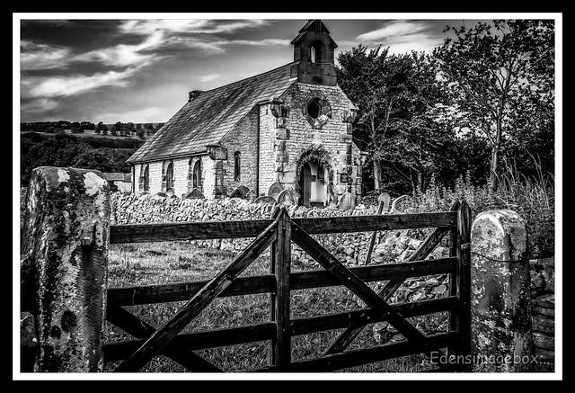 Chapel & Gate...