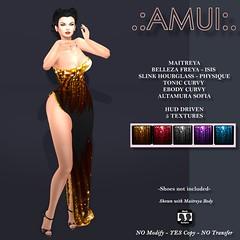 """.:AMUI:. """"Ambar"""" Dress"""