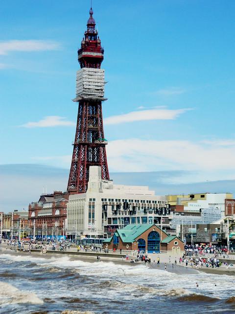 Blackpool Tower, Lancs.