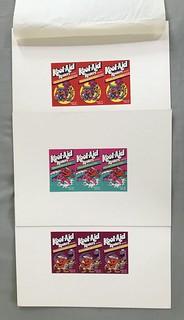 Vintage Kool-Aid production art