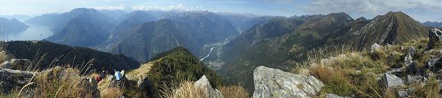 Lago Maggiore, Valle Onsernone, Valle Maggia