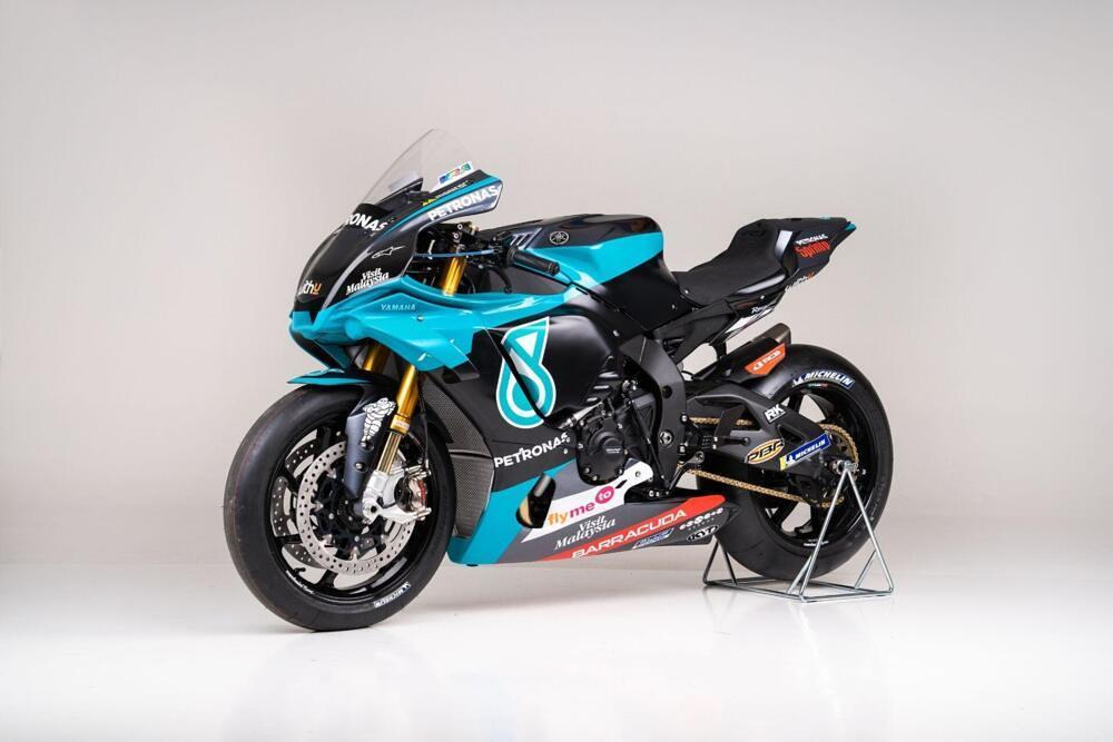 Yamaha YZF-R1 Petronas MotoGP Replica LV