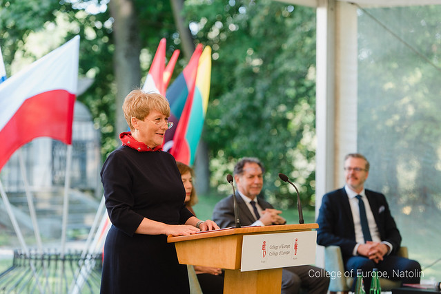 Start of the Academic Year 2020/2021 at the Natolin campus - 3 September 2020