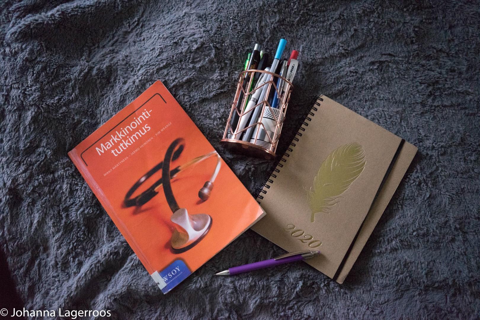 study supplies