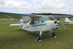 G-TIMP Aeronca 7AC [7AC-3392] Popham 060920