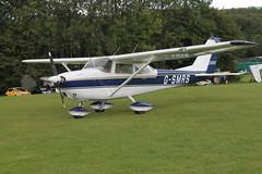 G-SMRS Cessna 172F [172-52558] Popham 060920