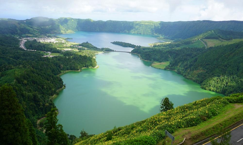 Sete Cidades lakes