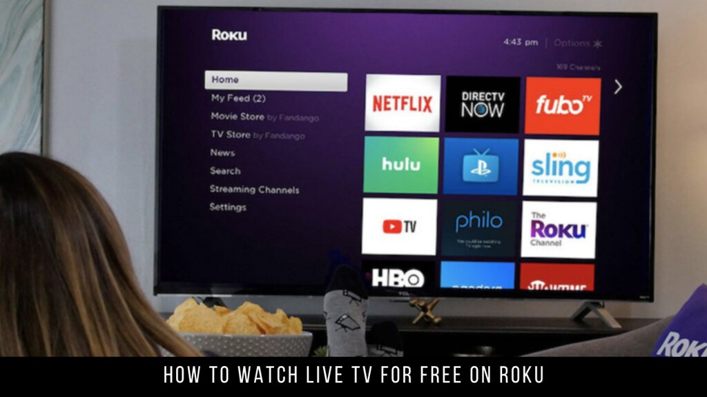 How to Watch Live TV for Free on Roku