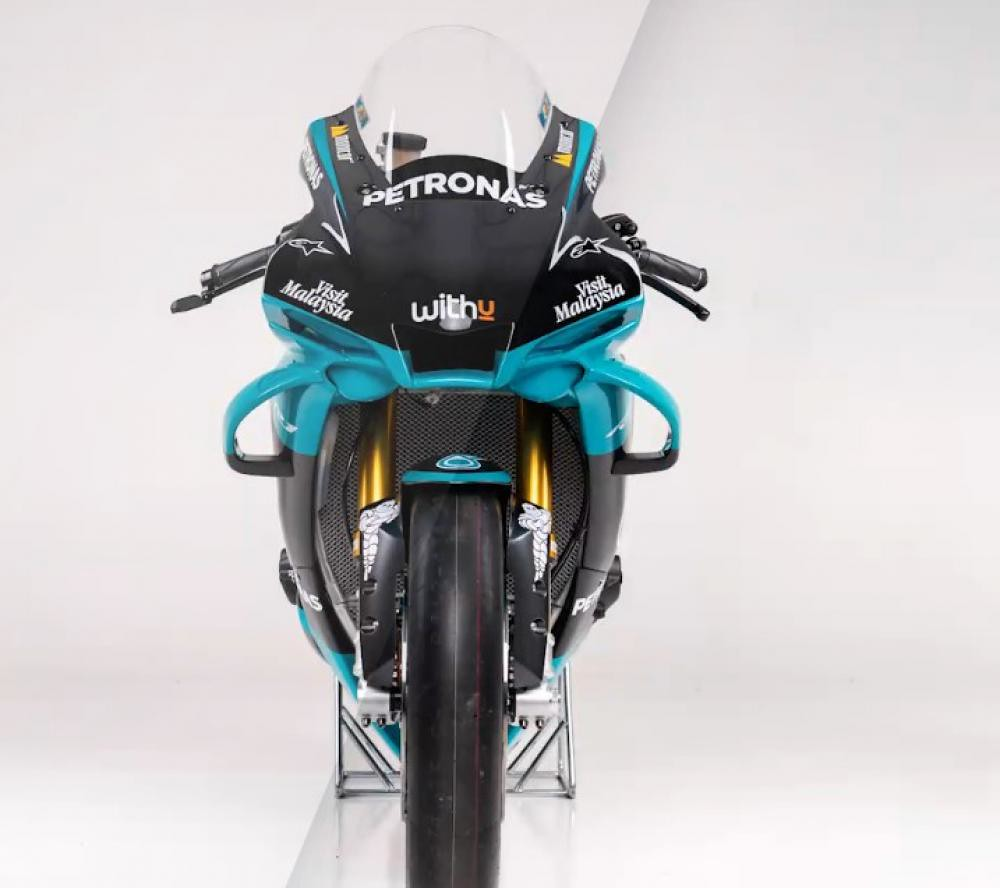 Yamaha YZF-R1 Petronas MotoGP Replica FV