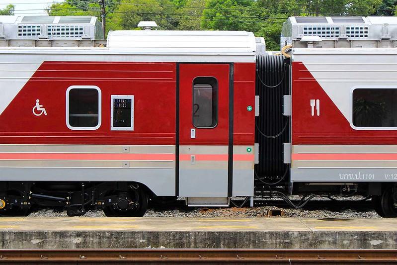 The New Bangkok To Chiang Mai Overnight Sleeper Train