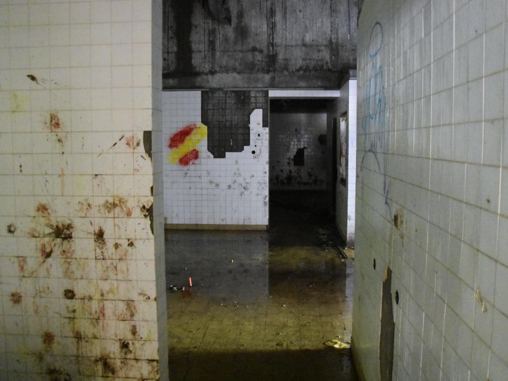 Monte Palace abandoned hotel