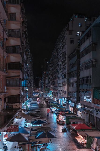 Fa Yuen Street, HK
