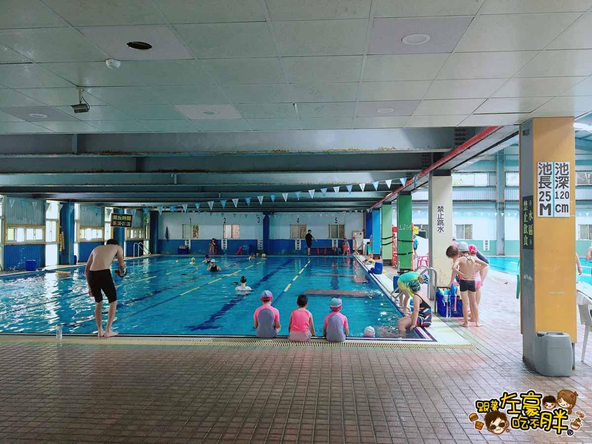台中沙鹿寶成游泳池-40